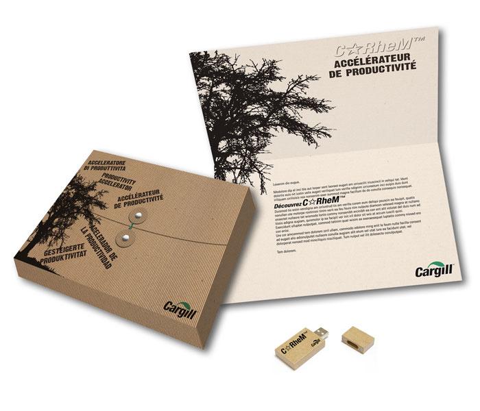 Kit de communication Cargill - © Pourquoi1poisson